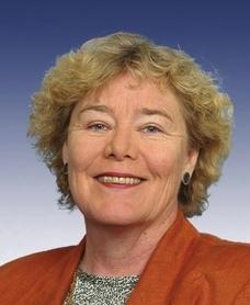 加利福尼亚州联邦众议员洛夫格林(Zoe Lofgren)。(美国国会议员官方网站)