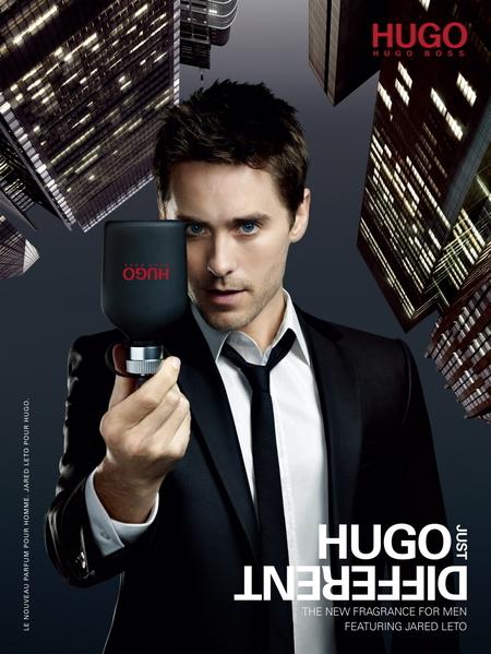 HUGO 颠覆男性淡香水,夺得最佳男性香水。(图/莎莎提供)