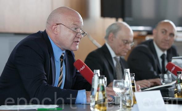 德國國際器官移植大會 抵制活摘器官研討