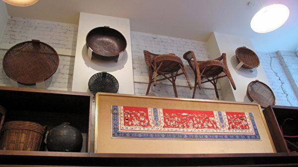 中式器具(摄影:刘菲/大纪元)
