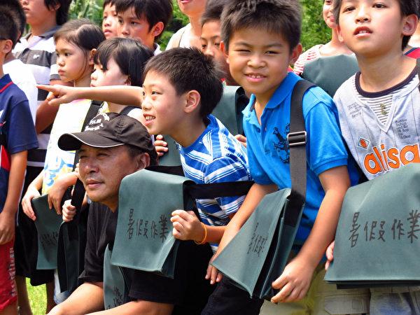 新片《暑假作业》虽然尚未开拍,导演张作骥目前已收到国际影坛的关切。(图/海鹏提供)