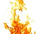 谤佛并辱弄菩萨的人在地狱受尽百刑,颈陷火枷,遍体烧烂。(Fotolia)