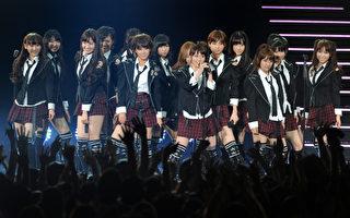 AKB48东京音乐周Live 万人追星
