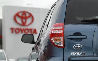 丰田汽车美国召回77.8万辆中国逾16万