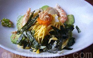 【日本料理】繽紛散壽司