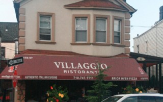 來VILLAGGIO吃正宗意大利餐
