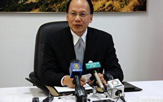 新任台驻加代表刘志攻   访多伦多侨社