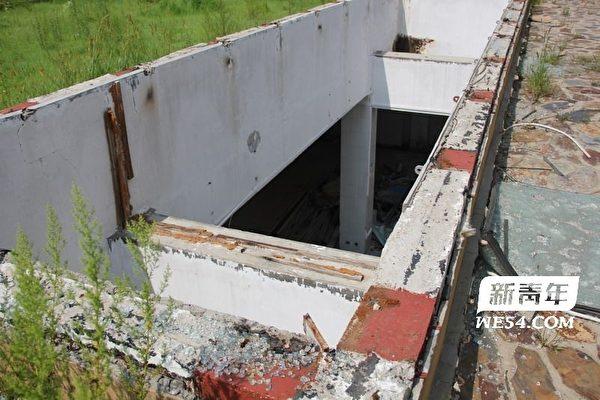 昔日的地下室。(网络图片)