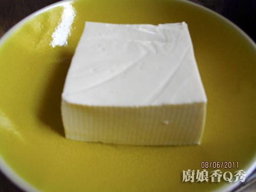 嫩豆腐(摄影: 新唐人电视台 提供)