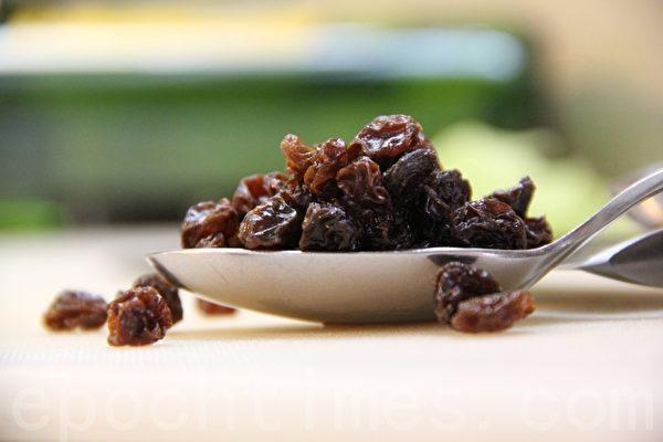 葡萄乾raisins(攝影:ALEX/大紀元)