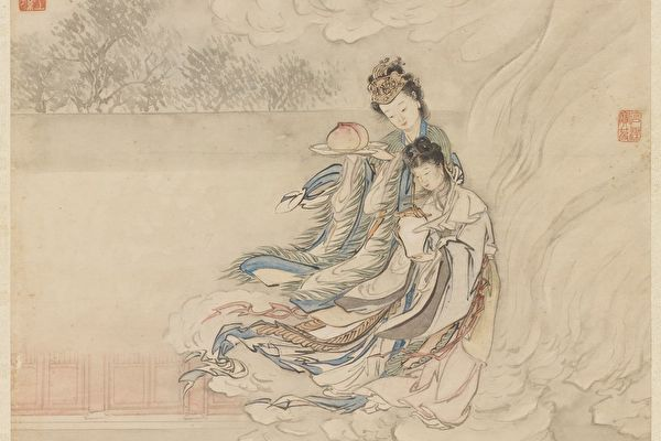 小香姑傳奇 菩薩送來的小仙女