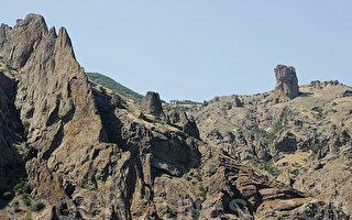 克里米亞半島風光(攝影:奧列格/大紀元)