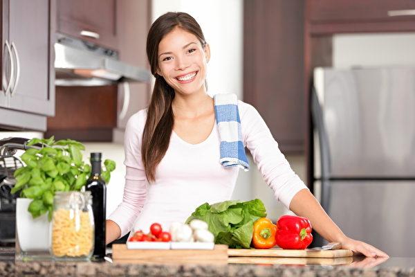 為家人健康下廚 居家料理從品嚐開始