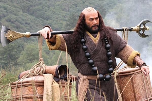在《西遊記》戲中飾演沙悟淨紅遍港台的徐錦江。(圖/民視提供)