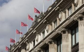 伦敦Selfridges商厦外观。(图片为商家提供)
