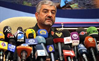 伊朗革命卫队司令贾法里(Mohammad Ali Jafari)表示以色列最终必然会攻击伊朗。(ATTA KENARE/AFP/GettyImages)