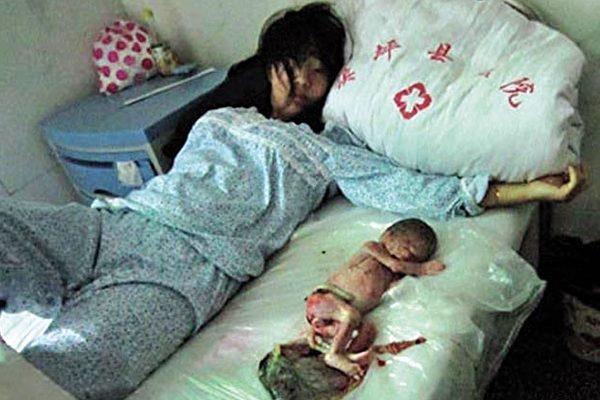 17年来发生在大陆孕妇身上的悲剧