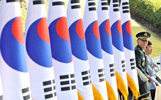 韓國政府認為,北韓正在通過多種渠道向韓國發動挑釁,試圖干擾今年年底舉行的韓國總統大選。圖為韓國軍方準備建軍節紀念儀式。(JUNG YEON-JE/AFP)