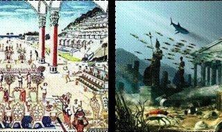 推算,亚特兰蒂斯最后的毁灭是于公元前1万年左右,距今约为12000年左右。(摄影:  / 大纪元)