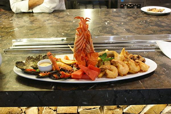 龙虾菜。(图片提供:Cyren)