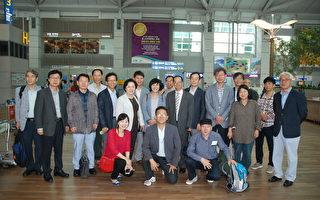 韩国新闻界访台南体验古都风味