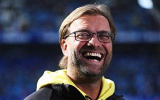 多特蒙德教练克洛普(此图摄于今年9月)(Joern Pollex/Bongarts/Getty Images)