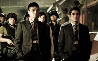 港警被稱為黑警 警匪片《寒戰3》押後開機