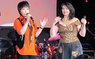 罗拉•费琪献美声 邀黄小琥同台飙唱