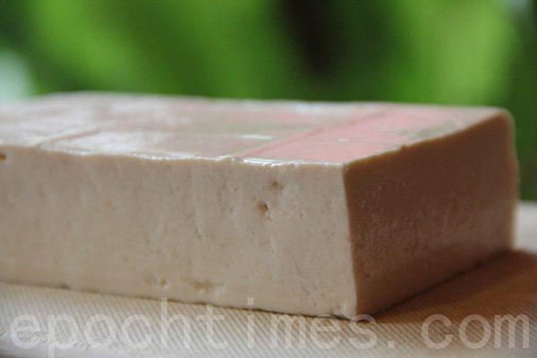 板豆腐Tofu(摄影:ALEX & 钰婷/大纪元)