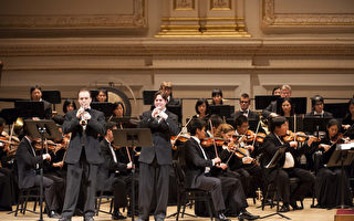 神韻合璧東西方經典樂器 創世界音樂新紀元
