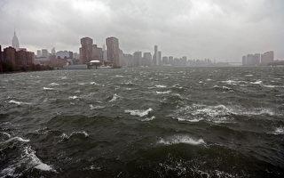 勞動節長週末 美多地面臨狂風暴雨襲擊