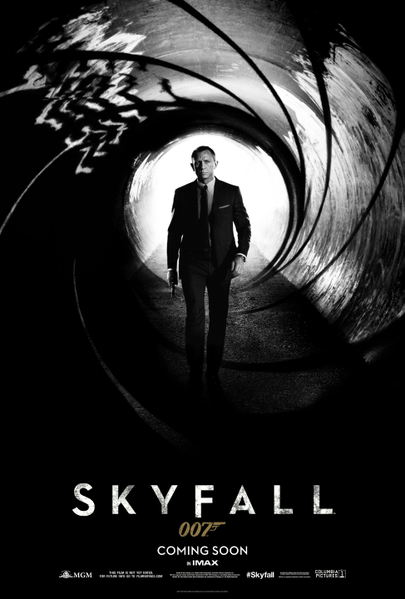 《007:大破天幕杀机》(Skyfall,又译007:空降危机)由丹尼尔‧克雷格第三度饰演庞德。(图/索尼提供)