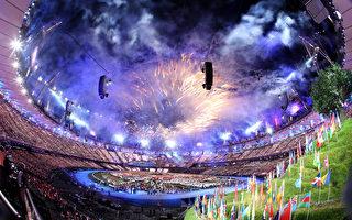 近日公佈的一項全球軟實力排行榜,英國首次擊敗美國,成為冠軍。圖為英國2012年奧運會開幕式。(Ryan Pierse/Getty Images)