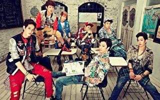BTOB拍新歌MV 七团员乐与女主角对戏