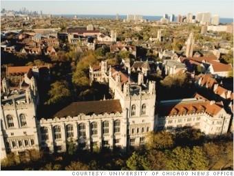 芝加哥大学(图片由芝加哥大学提供)