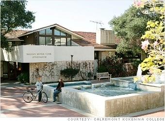 卡莱门麦肯纳学院(图片由卡莱门麦肯纳学院提供)