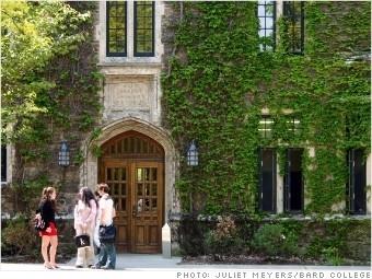 巴德学院(图片由巴德学院提供)