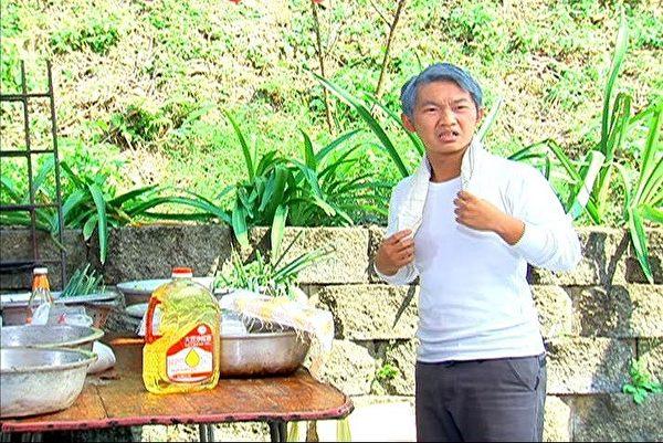 蔡昌憲《天下女人心》劇中扮相。(圖/三立提供)