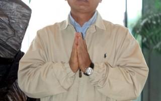 台湾三立电视台欲进中国大陆市场,旗舰政论节目《大话新闻》主持人郑弘仪今年6月份遭撤换,被迫离开主持了十年的《大话新闻》。资料照片。(三立电视台提供)