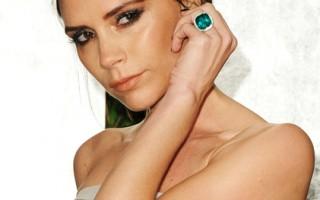 """""""贝嫂""""维多利亚•贝克汉姆(Victoria Beckham)在自家网站分享独门的购物之道。图为贝嫂资料照。(Pascal Le Segretain/Getty Images)"""