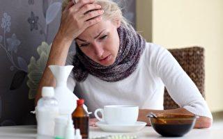 感冒初期症状来袭 24小时痊愈法