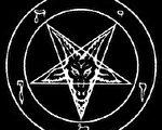 撒旦魔教的五星标志。(网络图片)