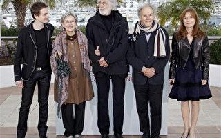 法语电影《爱・慕》共夺五座最佳外语片奖