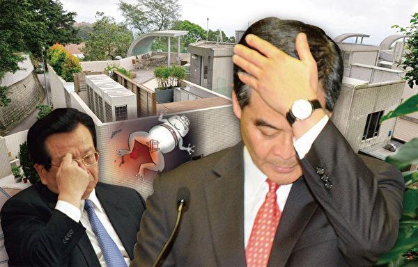 香港特首梁振英配合中共政法委,直接卷入中南海最核心的搏斗,试图在法轮功问题上捆绑习近平等中共新上任的高层,使得江派残余免遭清算。(大纪元)