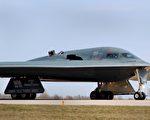 美國研究人員開發出可使匿蹤飛機現形的量子雷達系統。圖為一架美軍U-2匿蹤轟炸機。(Photo by SRA Kenny Holston / US AIR FORCE / AFP)