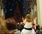 組圖:美國故都費城喜迎聖誕節