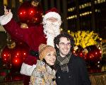 組圖:跨越「2012」  紐約浪漫聖誕夜