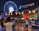 組圖:亞洲最大——曼谷湄南河畔Asiatique夜市
