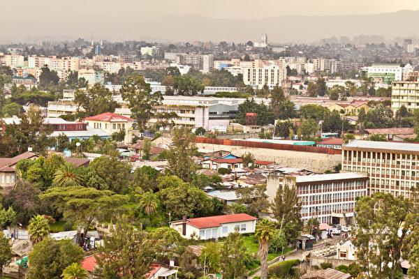 衣索比亚首都阿迪斯阿贝巴。(fotolia)
