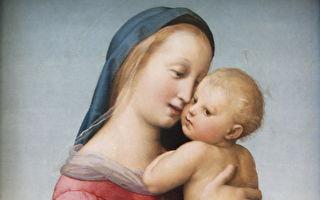 善与美的合一:拉斐尔的《圣母子》